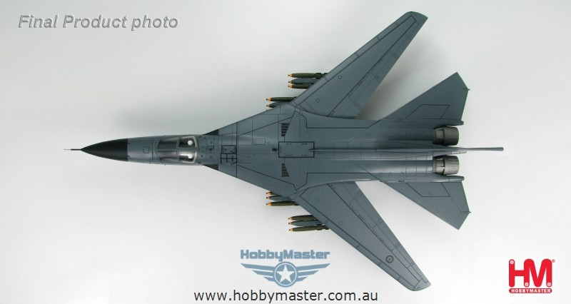 "Hobby Master 1/72 HA3008 F-111C A8-125 RAAF, ""Final Flight ..."