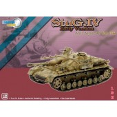 Dragon Armor 60068 StuG IV Early Production, StuG Brigade 907, Italy 1944