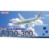 """Dragon Models 1:400 Asiana A330-300 """"We Support UNICEF"""" ~ HL7740"""