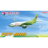 "Dragon Models 1:400 China Eastern Airlines 737-800 ""恩施號 Tujia-Enshi Livery"" ~ B5475"