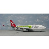 "Dragon Wings 1/400 Boeing 747-400 QANTAS ""Socceroos"""
