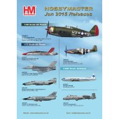 Hobby Master Release Information - January 2015