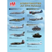 Hobby Master Release Information - January 2014