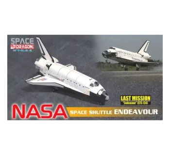 """Dragon Wings 1/400 Space Shuttle """"ENDEAVOUR"""" (STS-134)"""