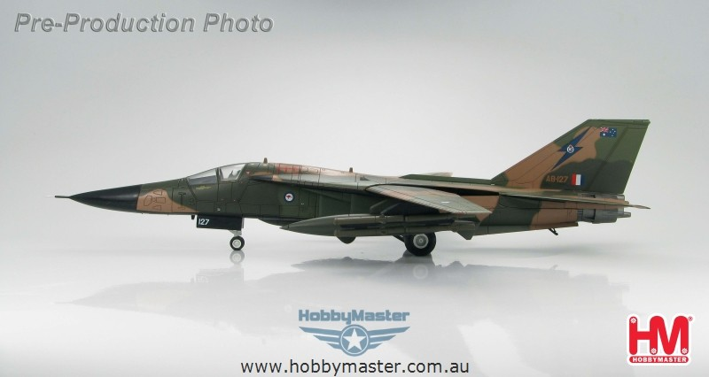 Hobby Master 1/72 General Dynamics F-111C No.6 Sqn., No.82 ...