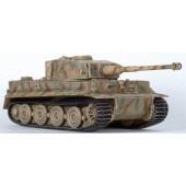 Dragon Armor 60021 Tiger I Late Production w/Zimmerit, s.Pz.Abt.101, France 1944