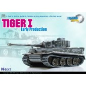 Dragon Armor 60097 Tiger I Early Production, 1/s.Pz.Abt.503, Russia 1943