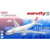 Dragon Models 1:400 Eurofly A330-200 ~ I-EEZB