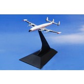 Dragon Models Dragon Wings 55531 Lockheed L-1049G Super Constellation Diecast Model Qantas, VH-EAD, w/Collector Tin