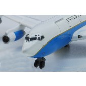 """Dragon Models Dragon Wings 55924 Boeing KC-135E Stratotanker Diecast Model USAF 412th FTW, """"Trout 99"""", Edwards AFB, CA, w/Collectors Tin"""
