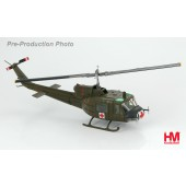 "Hobby Master 1/72  HH1007 Bell UH-1B Huey  US Army 57th Medical Det, ""Dust Off 90"", Vietnam, 1964"