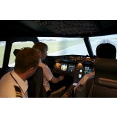 Airbus A320 Flight Simulator One Hour Experience