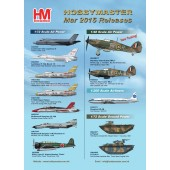 Hobby Master Release Information - March 2015