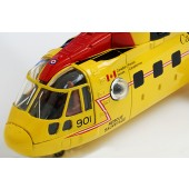 New Ray Sky Pilot 25517 AgustaWestland CH-149 Cormorant Diecast Model CAF No.442 (Transport and Rescue) Sqn, CFB Comox, Canada