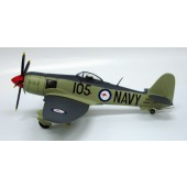 Witty Sky Guardians (Series 1) WTW72015-12 Hawker Sea Fury FB.Mk 11 Diecast Model RAN No.805 Sqn, HMAS Sydney, Korea, 1952