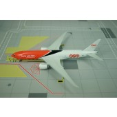 Phoenix Models 1:400 TNT Airways Boeing 777-200 OO-TSA