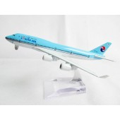 Dragon Models Dragon Wings 56324 Boeing 747-8F Diecast Model Korean Air Cargo, HL7609
