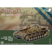 Dragon Armor 60069 StuG IV Early Production, StuG Brigade 912, Kurland 1944