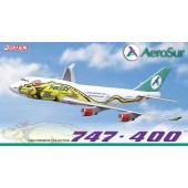"Dragon Models 1:400 AeroSur 747-400 ""Super Torismo"""
