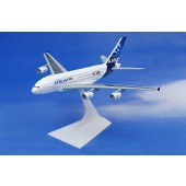 """Dragon Models Dragon Wings 56369 Airbus A380-800 Diecast Model Airbus Industries, """"Love at first flight"""""""