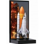 "Dragon Wings 1/400 Space Shuttle ""DISCOVERY"" w/SRB (STS-124)"