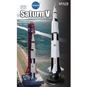 Dragon Wings 1:72 Douglas Saturn V Rocket Diecast Model NASA, Apollo 11, Launch July 16th, 1969