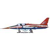 AV72-22001 Folland Gnat T1 XP505