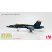 """Hobby Master 1/72 McDonnell Douglas F/A-18C """"Blue Angels 2010"""""""