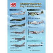 Hobby Master Release Information - May 2015
