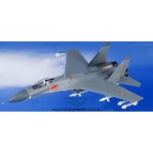Witty 1/72 WTW72014-15 Sukhoi Su-27SK Flanker Diecast Model PLAAF, China